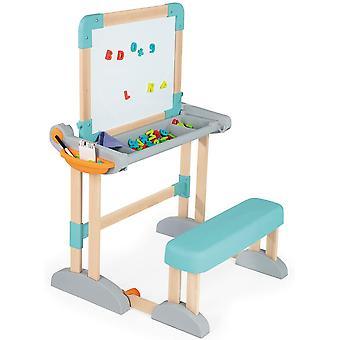 Smoby School Desk Wooden Space Module