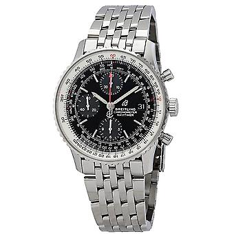 Breitling Navitimer 1 Chronograph Automatic Black Dial Men's Watch A13324121B1A1