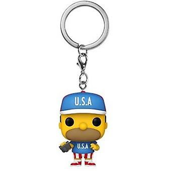 Simpsons- Usa Homer USA Import
