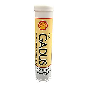 Shell 550028038  Gadus S2 V100 3 400g Hp Heavy Duty Grease