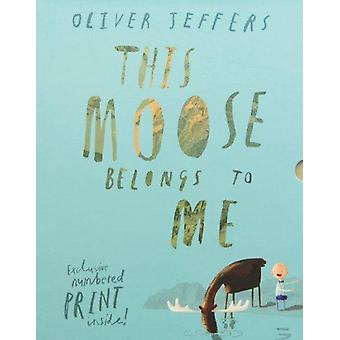 This Moose Belongs to Me by Oliver Jeffers - 9780007492480 Book