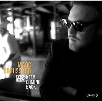 Marc Broussard - hålla kommer tillbaka [CD] USA import