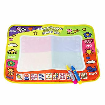 Magic doodle mat educational kids water drawing toys gift kt-20