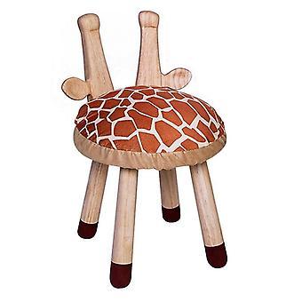 Divano per bambini Cervo Scarpa Sgabelli Animal Backrest Cartoon Creative Baby Small