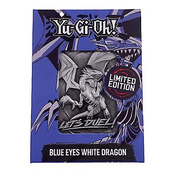 Yu-Gi-Oh! TCG - Limited Edition Metal Card Blue Eyes White Dragon