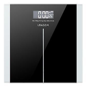 Backlit LCD Digital Bathroom Body Weight Scale