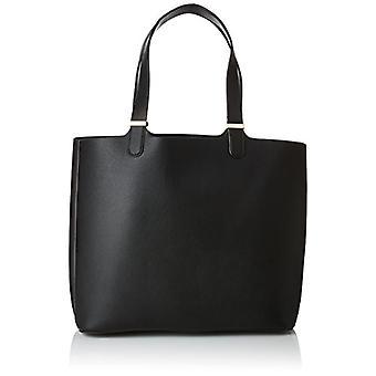 PIECES Pckopa Shopper Noos - Women's Shoulder Bags, Black, 17x27x30 cm (B x H T)
