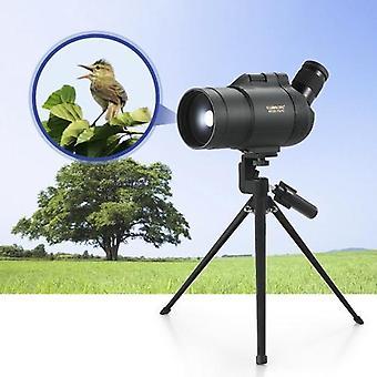 Visionking 25-75x70 مقاوم للماء Fogproof اكتشاف نطاق Bak4 المنشور تلسكوب أحادي مع ترايبود حمل القضية لمشاهدة الطيور السفر