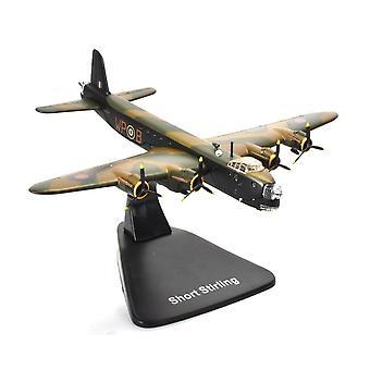 Stirling corto modelo fundido a troquel avión