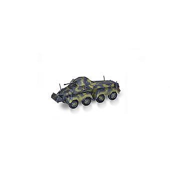 Panzerspahwagen Sd Kfz231 (23 Panzer Division - Mozdok 1942) Plastic Model Tank