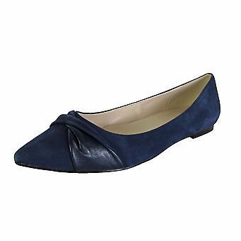 Cole Haan Mujeres Hadley Detalle Skimmer Zapatos Planos