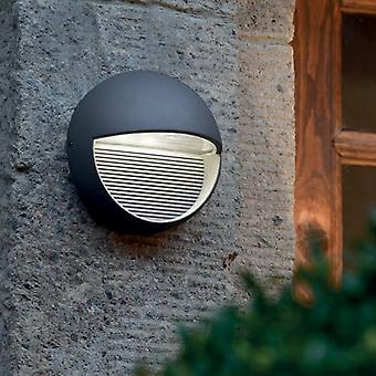 Elstead Oświetlenie Freyr Okrągłe IP54 LED Światło ścienne