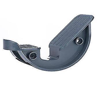 Gray household oblique achilles tendon stretcher, fitness calf muscle relaxer az20150