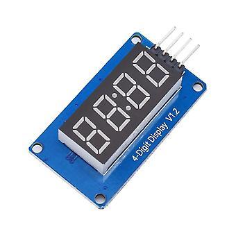 Led Display Module For Arduino 7 Segment 4 Bits 0.36 Inch Clock