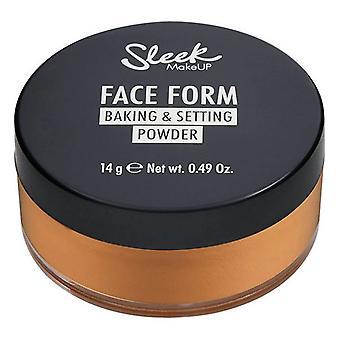 Make-up Fixing Powders Face Form Sleek Medium (14 g)