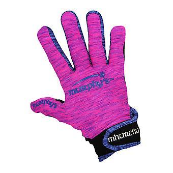 Murphy's Gaelic Gloves Junior 4 / Under 8 Pink/Blue