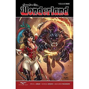 Wonderland  Volume 9