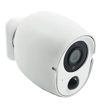 Outdoor IP-camera met batterij PIR 1080P Mini WiFi Camera Cloud Audio IR Alarm Draadloze Video Survei