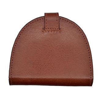 Men's Premium Grade Leather Tray Purse