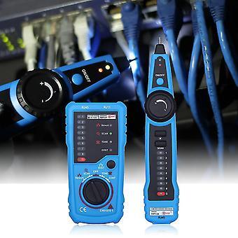 Bside Fwt11 Portátil Multifuncional Rj45 Rj11 Network Wire Tracker Tester