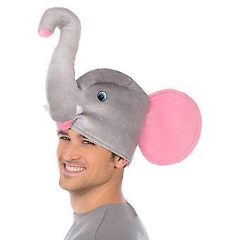 Hat Elephant Grey 119402