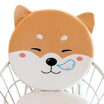 Personlig Pet Cartoon Memory Skum Autostol Pude Anti Glidende Sæde Pude Single