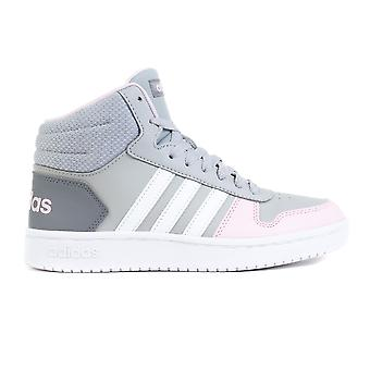 Adidas Hoops Mid 20 K GZ7772 universal all year kids shoes