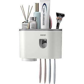 Conjunto de accesorios de baño para titulares para cepillos de dientes