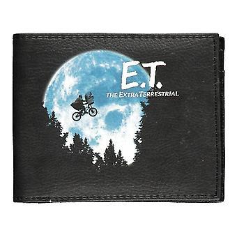 Portefeuille E.T. Moon Bi-fold