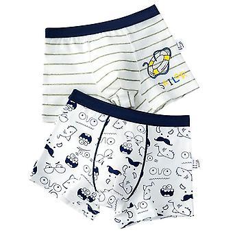 Kinder shorts Streifen Kuh Höschen für Baby Boxer Kinder Unterwäsche Baumwolle