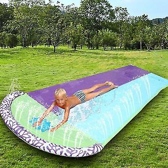 Giant Splash Sprint Water Slide Fun Lawn Water Pool