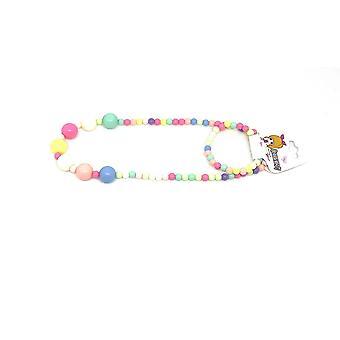 Childrenins Necklace & Bracelet