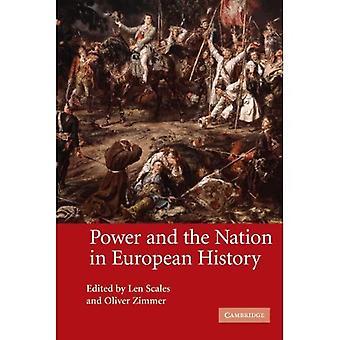 Makt og nasjon i europeisk historie