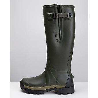 Hunter Hunter Balmoral Side Adjustable 3mm Neo Lined Tech Sole Womens Tall Boot