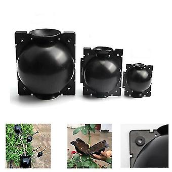 Cultivating tools 6pcs/set plant rooter high pressure propagation box plant grafting tools green