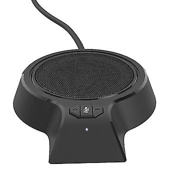 Microphones usb omni-directional conference micphone speakerphone mic for office amplifier