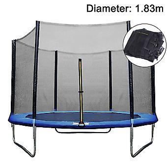 183cm Trampoline Net Replacement Safety Net Enclosure Net