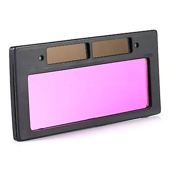 Solar Auto Darkening Welding Helmet Lens Filter Shade