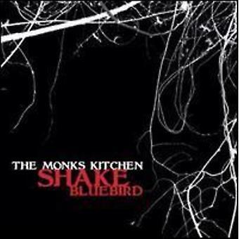 Monks Kitchen - Shake/Bluebird [Vinyl] USA import