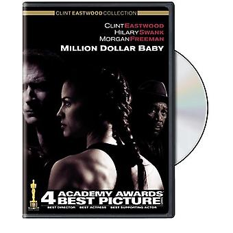 Clint Eastwood - importação EUA Million Dollar Baby [DVD]