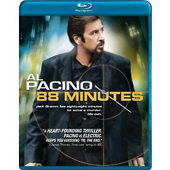 88 Minutes [BLU-RAY] USA import