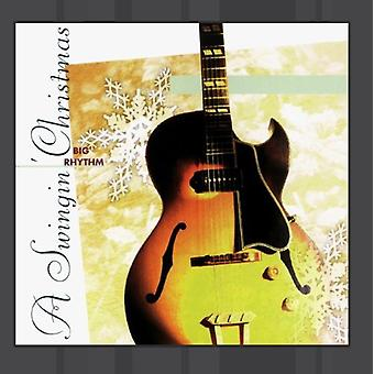 Big Rhythm Band - Swingin Christmas [CD] USA import