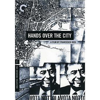 Hands Over the City [DVD] USA import