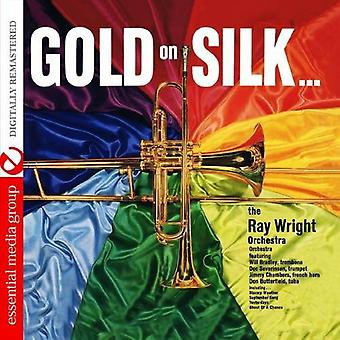 Ray Wright - Gold on Silk [CD] USA import