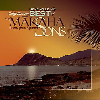 Makaha Sons - Only the Very Best of the Makaha Sons [CD] USA import