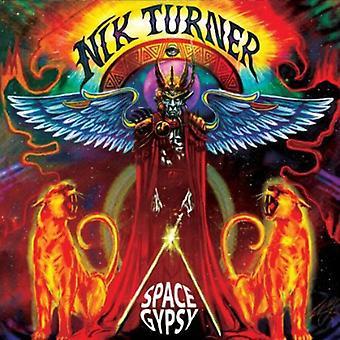 Nik Turner - ruimte Gypsy [CD] USA import