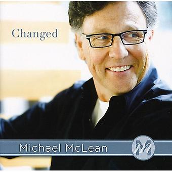 Michael McLean - Changed [CD] USA import