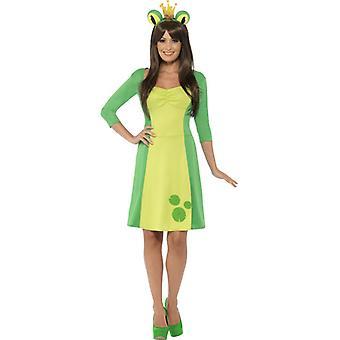 Kikker kostuum kikker kostuum jurk 2-vrouwen