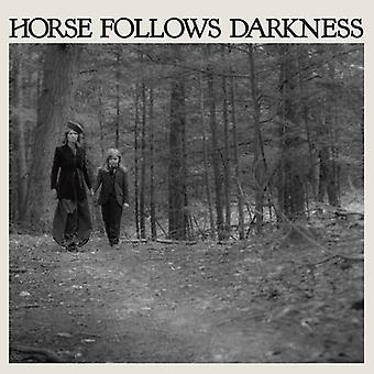 Delia Gonzalez - Horse Follows Darkness [Vinyl] USA import