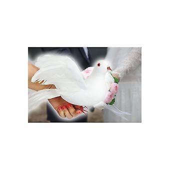 Partij gunsten bruiloft duif decoratie